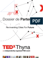 Dossier de Partenariat | TEDxThyna