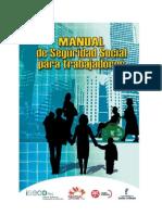 MANUAL DE SEGURIDAD SOCIAL PARA TRABAJADORES