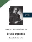 Virgil Stoenescu - O fata imposibila