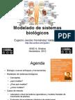 Modelado de Sistemas Biológicos
