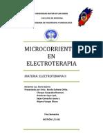 Micro Corrientes