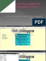 GlobalMapper-WMS