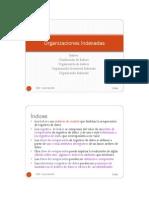 OAA 5 - Organizaciones Indexadas