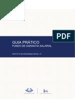 GUIA PRÁTICO FUNDO GARANTIA SALARIAL