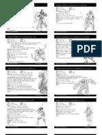 DDM03 Archfiends RPG Cards