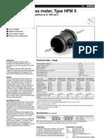 Bosch HFM5 Sensors
