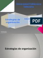 Estrategia de Organizacion