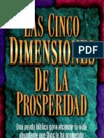 Las Cinco Dimensiones de La Prosperidad- Juan r Capurro
