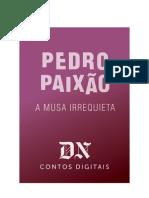 Pedro Paixão_A Musa Irrequieta