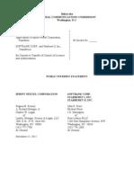 Sprint-Softbank filing