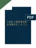 Fumio Hayashi Econometrics 2000