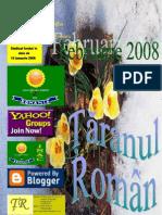 revista Taranul Roman februarie 2008