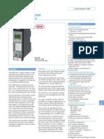 7SK80x Catalog V4.6 SIP2008 En