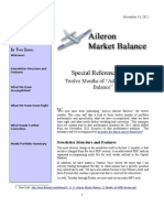 Aileron Newsletter Special Reference Issue