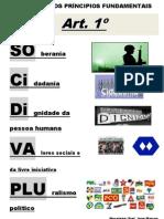 TÍTULO  - PRINCIPIOS FUNDAMENTAIS