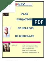 Elaboracion de Helados de Chocolate