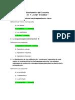 Act. 4 Leccion Evaluativa 1- Fundamentos de Economia