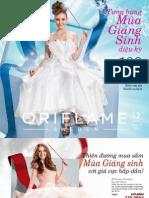 Catalogue My Pham Oriflame 12-2012