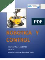 Robotica y Control