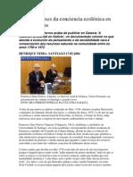 Viaxe ás orixes da conciencia ecolóxica en terras galegas_Juan López Suárez_Xan de Forcados