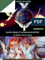 Lección 07 - El Ángel Sellador