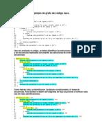 Ejercicios de Grafos Java