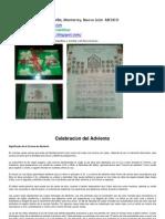 Lapbook Adviento 2012