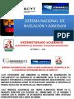 Jornadas de Induccion Curso de Nivelacion 4 Octubre . 2012