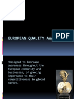 European Quality Awards