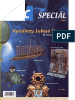 [Paper Model-ABC Magazine Special] Jules Vernes Part 1