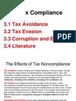 Taxation 3