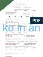 Bài tập phần BJT