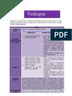 Vedoque