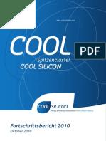 Cool Silicon Fortschrittsbericht 2010