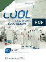Cool Silicon Jahresbericht 2011