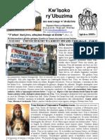 Christ Roi 2012