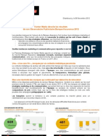 CP Observ Pub Banque Assurance 2012
