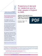 future projections for elderly home care in uk.pdf