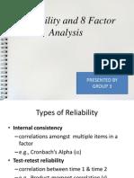 8 Factor Analysis