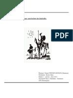 L'Ésthétique de Hegel et Don Quichote