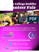 Volunteer Fair Booklet