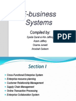 E Business Systems