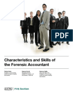 Forensic Accounting Research White Paper