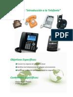 Texto Denwa Comunicaciones Convergentes - Módulo 1 Historia de la Telefonía