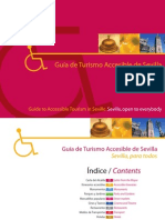 Seville/a Guia accesible (in spanish and english)