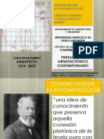 Husserl y Habermas