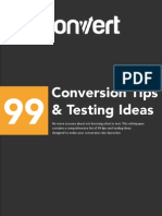 99 Conversion Tips.1[1]