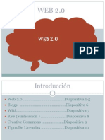 Web 2.0 Sebastian Bolaños 10-02