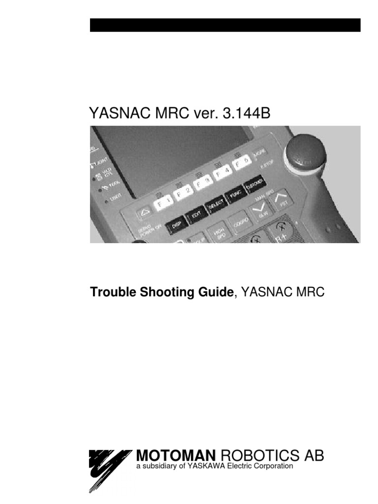 Trouble Shooting Manual for MRC | Electrical Wiring | Electrical Connector