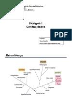 (17) Generalidades de Hongos